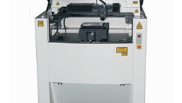RF Co2 Laser Cutting Machine – LS-C