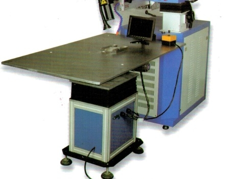Letter Welding Machine