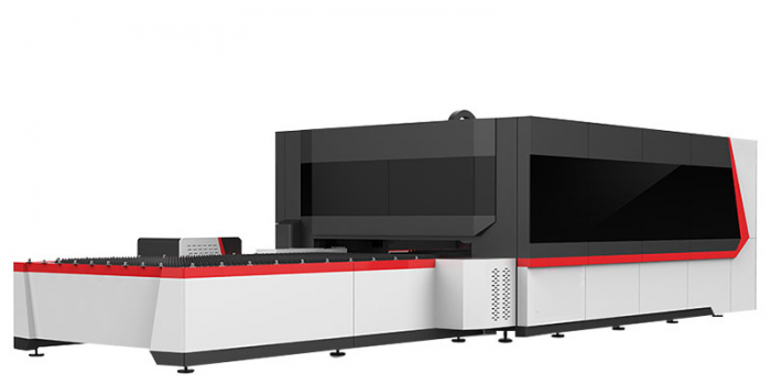 3015 full enclosed laser cutter (2)