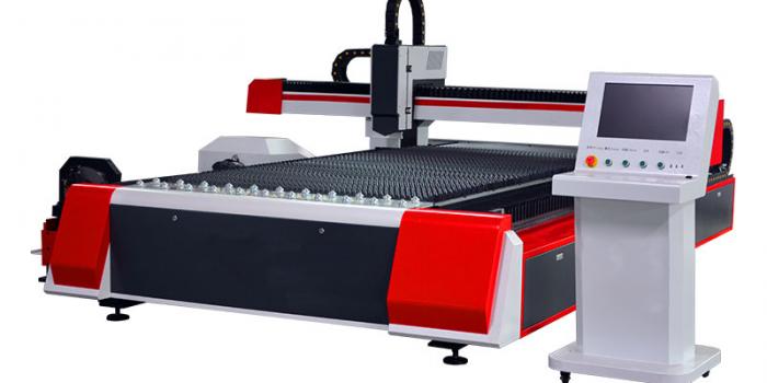 Tube sheet laser cutting machine (1)